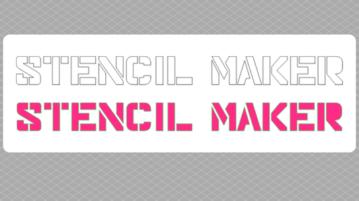 5 Online Stencil Maker Websites Free