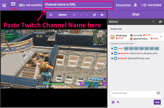 watch multiple Twitch streams at once