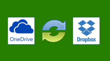 sync onedrive with dropbox