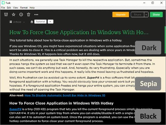free Evernote desktop client for windows