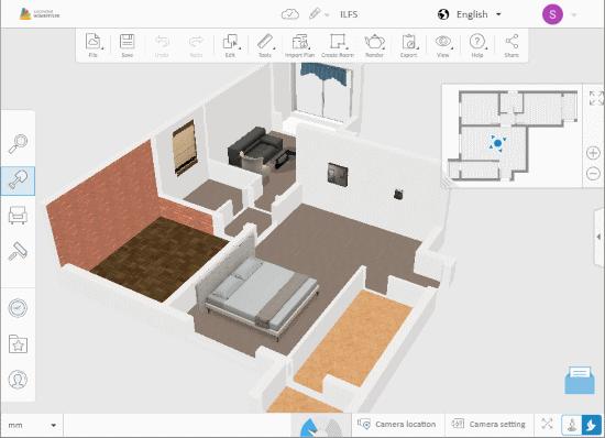 online floor planner