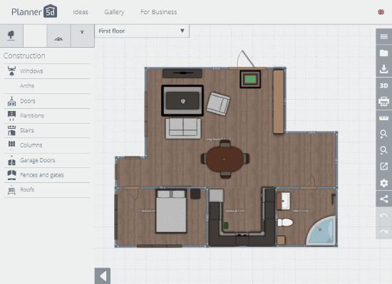 online floor planner free