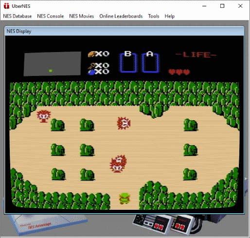 free NES emulators