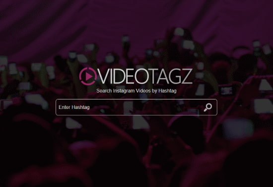 find. download Instagram videos by hashtags