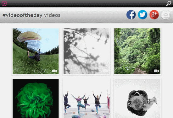 find Instagram videos by hashtags