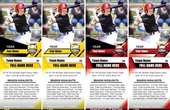 3 Best Free Online Baseball Card Maker Websites