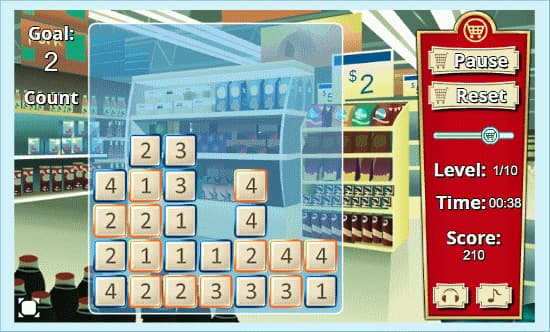 free math puzzle games