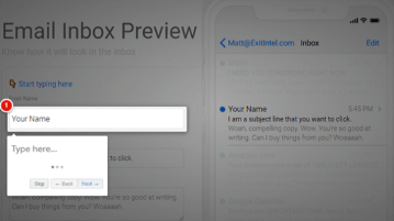 Free Email Preview Tool To See How Email Newsletter Will Look on Mobile