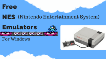 8 Free NES Emulators for Windows To Play Retro Nintendo Games