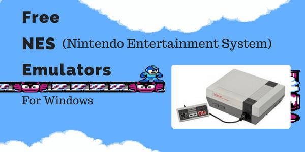 8 Free NES Emulators for Windows To Play Retro Nintendo Games