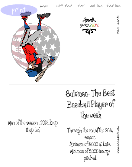 Mes cards free baseball card maker