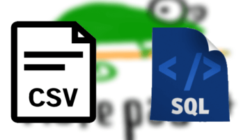 Install CSV Query plugin in notepad++