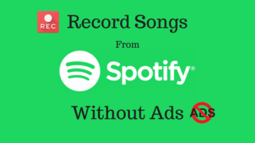 Free Spotify Recorder That Records Songs Without Ads