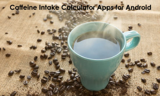caffeine intake calculator