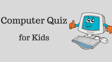 5 Online Computer Quiz For Kids