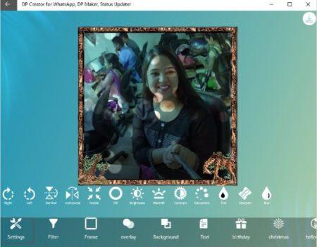 2 Free Windows 10 DP Creator or Profile Pic Maker Apps