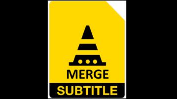 free subtitle merger software