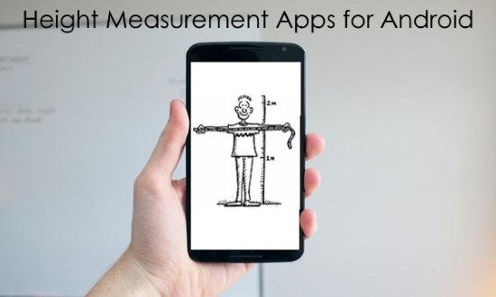 height measurement apps