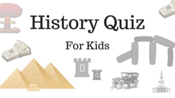 5 Online History Quiz For Kids