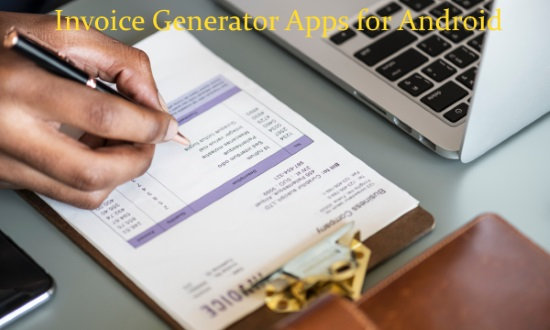 invoice generator apps