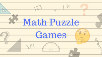 5 Online Math Puzzle Games Websites Free