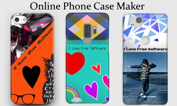 phone case maker