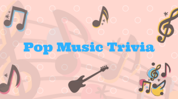 5 Pop Music Trivia Quizzes To Test Your Music Knowledge