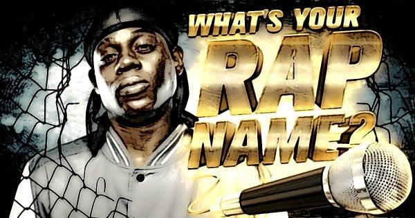 rap name generator