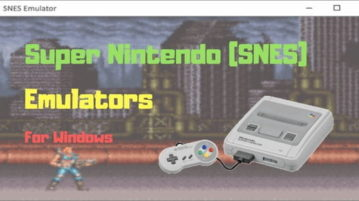 5 Free Super Nintendo Emulators for Windows