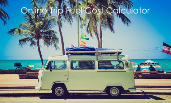 trip fuel cost calculator