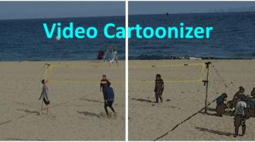 Free Video Cartoonizer Software For Windows