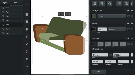 online vector graphics editor free