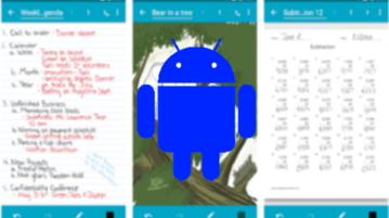 5 Free Android Note Taking Apps for Students