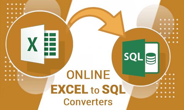 5 Free Online Excel to SQL Converter Websites, Converter
