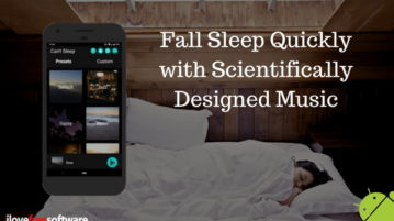 Free Android App to Fall Sleep Quickly with Scientifically Designed Music