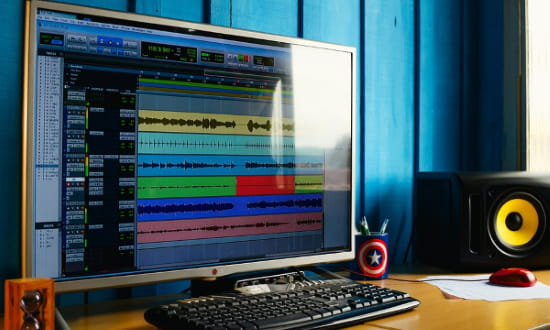 Free Audio Mixing Software for Windows