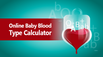 Free Online Baby Blood Type Calculator to Predict Blood Group of Child