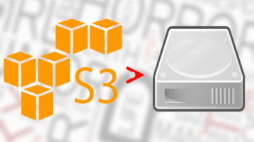 How to Mount Amazon S3 as Virtual Drive in Windows