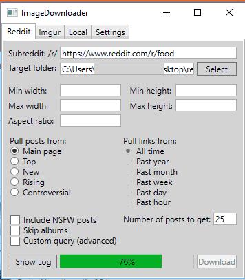 3 Reddit Image Downloader Software for Windows