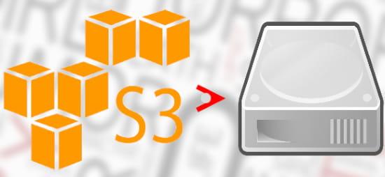 Mount Amazon S3 as Virtual Drive in Windows