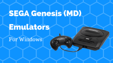 5 Free Sega Genesis Emulators For Windows