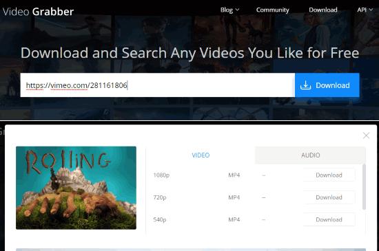 5 Online Vimeo Video Downloader Websites Free