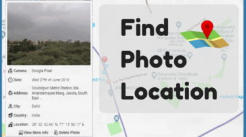 5 Photo Location Finder Websites Free