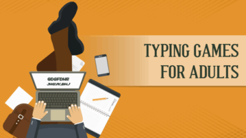 online typing games for adults