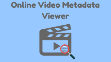4 Free Online Video Metadata Viewer Websites