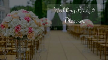 5 Online Wedding Budget Planner Websites Free