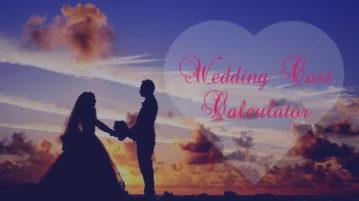 5 Online Wedding Cost Calculator Websites Free