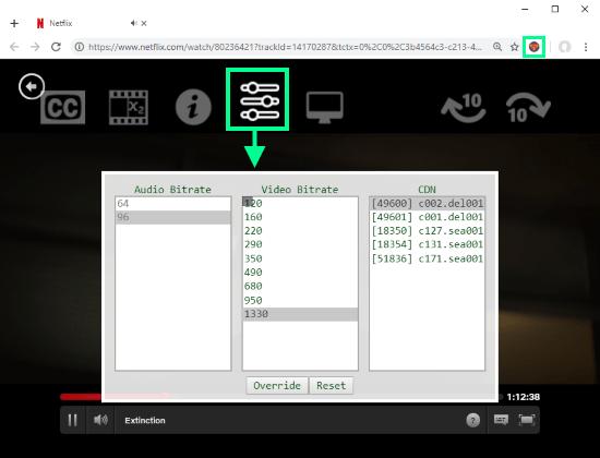 stream Netflix in HD