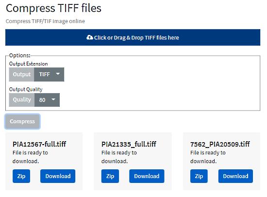 online tiff optimizer