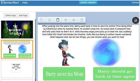 Create Interactive Stories Online with Multiple Possible Endings